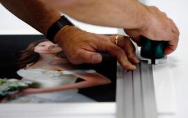 Rayboard deska - řezání