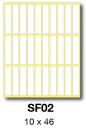 SF02 etikety