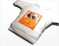 T-Shirt Bügelfolie
