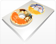 Etykiety CD/DVD